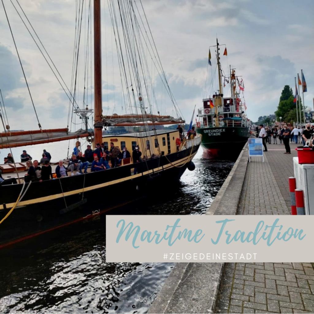 Traditionelle Segelschiffe